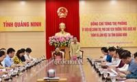 La vice-présidente de l'Assemblée nationale à Quang Ninh