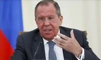 La Russie s'engage à soutenir le Venezuela pour contrer les pressions extérieures
