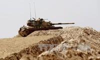 Turkey vows to press Syria offensive