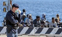 More than 180,000 illegal immigrants arrived in Italy in 2016