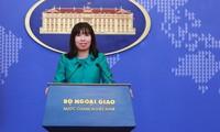 """Vietnam solves East Sea dispute with peaceful measures"""