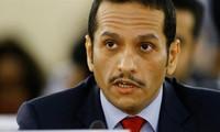 Qatar ready to talk to resolve Gulf crisis