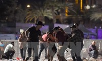 World leaders condemn mass shooting in Las Vegas