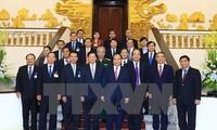 Vietnam, Laos foster ties