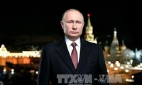 Poll says Putin likely to win presidential race