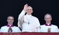 Pope Francis sends greeting for Lunar New Year