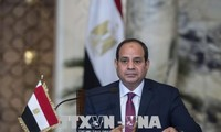 Egyptian President Sisi wins second term