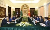 Vietnam, Turkmenistan foster multifaceted cooperation