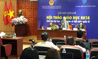 Workshop on university education to be held in Hanoi in August