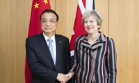 Chinese Premier calls for closer Sino-UK cooperation
