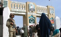 Pakistan closes 2 main border gates ahead of Afghanistan's elections