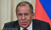 Russia calls on protecting Afghanistan's territory