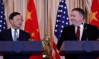 US denies pursuing a cold war with China