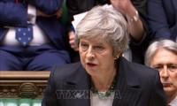 PM May says she'll still be around after the Brexit vote