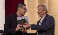 Vietnamese student wins Russian music festival award