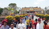 Tourism thrives in central region during Tet holiday