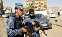 World powers express concern about conflict in Libya