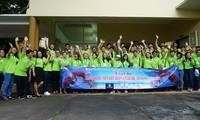 Ouverture de la colonie de vacances d'été des jeunes Viet-kieu à Ho Chi Minh-Ville