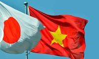 Lettre de félicitations à l'occasion de l'anniversaire des relations Vietnam – Japon