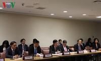 Conférence des ministres des AE de l'ASEAN et du conseil de coopération du Golfe
