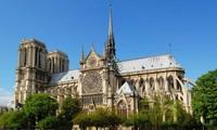 La cathédrale Notre-Dame de Paris avant le drame