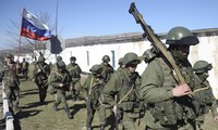 Ukrainian crisis continues