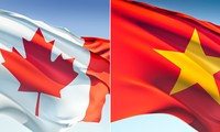 Vietnamese Embassy in Canada receive Ho Chi Minh's portrait