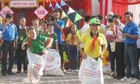Lang Son - Guangxi children's friendship exchange held