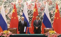 China, Russia sign energy deals