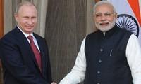 India, Russia boost strategic cooperation