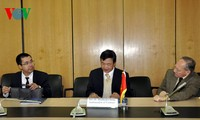 Vietnam boosts trade activities in Egypt