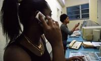 US, Cuba reestablish direct phone links