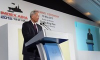 Singapore: ASEAN, China should conclude East Sea Code of Conduct
