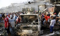 IS claims responsibility for bomb blast in Iraq