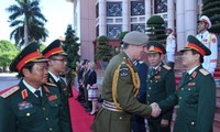 Vietnam, New Zealand enhance defense ties