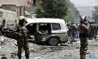 NATO accused of air strike killing 11 Afghan police officers