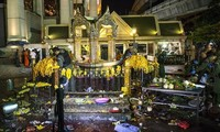 Detained suspect admits involvement in Bangkok bombing