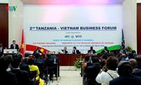 Vietnam, Tanzania boost cooperation