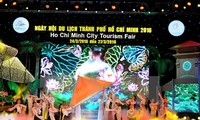 2016 Ho Chi Minh City's tourism festival opened