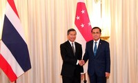 Singapore and Thailand enhance their cooperation in the ASEAN Economic Community