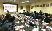 ASEAN Ambassadors support stronger ties with Russia