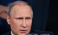 Panama Papers: Russian President Vladimir Putin rejects corruption allegations