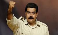 Venezuelan President protests US intervention