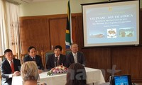 Vietnam, South Africa boost cooperation in maritime transportation