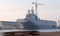 Egypt to receive first Mistral helicopter carrier from France