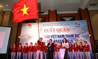 Vietnam ready for Rio Olympics 2016