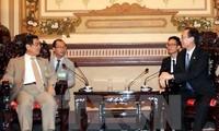 Japan, Ho Chi Minh City to speed up construction of metro railway No. 1