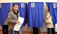 第七届俄罗斯国家杜马选举开始投票