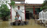 Over two million USD raised to support flood victims
