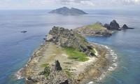 日本发现4艘中国海警船侵入该国领海